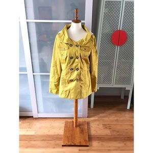 Hurley Winchester Slicker Jacket w/ Removable Hood